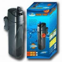 Buy cheap Aquarium UV Internal Filter with 50/60Hz Frequency, Voltage of 110/220/240V and from wholesalers