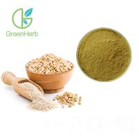 Tartary Buckwheat Extract Herbal Plant Extract Brown Yellow Powder Anti Oxidation Manufactures