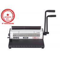 A3 Paper Electronic Wire Binding Machines 130 Sheets Professional Manufactures