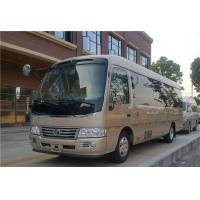 130 Km/H Max Speed Second Hand Coaster Toyota Brand Gasoline Fuel With 19 Seats Manufactures