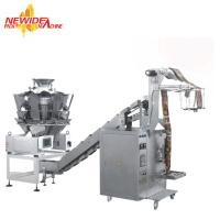 Granule Packaging Machine For Nuts , Rice , Sugar , Seeds, Snack Food Manufactures
