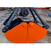 Bulk material sand and stone loading and unloading mechanical grab bucket Manufactures
