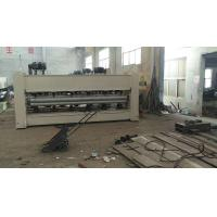 high speed needle punching machine for non woven fabric 3600mm work width Manufactures