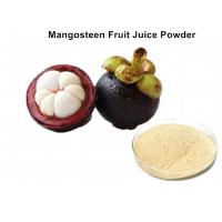 China 100% Pure Natural Mangosteen Fruit Juice Powder Good Solubility Healing Burns And Scalds on sale