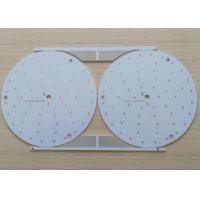 0.8mm Thickness Aluminium Led Light Circuit Board 1 Layer With Bulb Flying Prob Test Manufactures