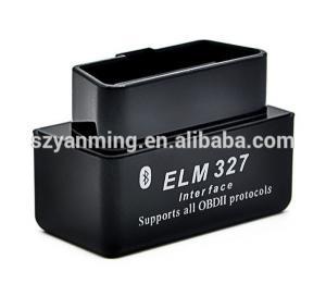 China V2.1 Super mini OBD2 ELM327 OBDII scan car diagnostic scanner Tool wireless for Android on sale