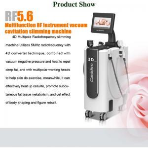 Guangzhou factory ultrasonic vacuum rf cavitation slimming machine Manufactures