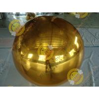 Quality Christmas Decoration Custom Shaped Balloons Eye - Catching Mirror 0.25mm Pearl Color for sale