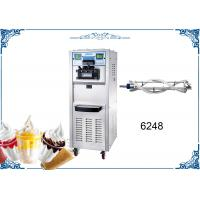 Commercial Frozen Yogurt Ice Cream Machine with Double Control Systems Manufactures