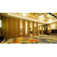 sliding melamine surface movable partition walls with