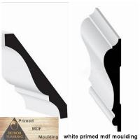 China mdf skirting board, MDF skirting profile on sale