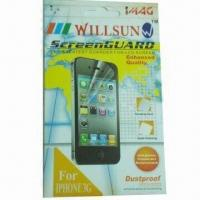 Screen Protectors, Designed for Perfect Fit with LCD Screen Manufactures