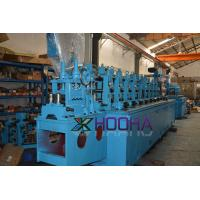 Industrial Carbon Steel Pipe Making Machine Big Capacity 20-80M / Min Manufactures