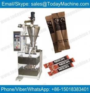 China sugar bag packing machine , stick sugar packing machine , packing sugar machine on sale