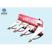 Walking Behind Wheat Harvesting Machine / Automatic Wheat Cutting Machine Manufactures