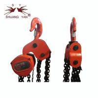 Economical Lifting Hoisting Equipment Long Working Life Easy Handling Manufactures