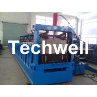 15KW Steel C Shaped, C Profile Purlin Roll Forming Machine For 1.5 - 3.0mm Thickness Manufactures