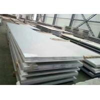 Durable 2205 Duplex Stainless Steel Plate , Standard Astm Stainless Steel Plate Manufactures