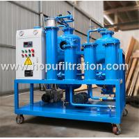 High Efficient Vacuum Transformer Oil Regeneration Plant With Recovering Tank,Oil Purifier Increase Dielectric Strength Manufactures