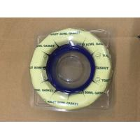 Anti Bacterial Rubber Toilet Seal Flange , Toilet Floor Flange General Flushing Mode Manufactures