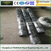 Cold Rolling Concrete Reinforced Steel Mesh High Tensile For Industrial Manufactures