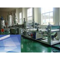 PET sheet production line Manufactures