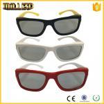 polarized custom real d plastic passive 3d glasses for cinemas Manufactures