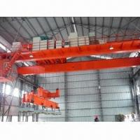 10+10T Revolving Electric Magnetic Chuck Crane in Steel Mill to Lift Metal Scrap Manufactures