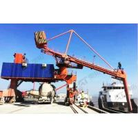 200 - 1500t/H Mobile Ship Unloader Energy Saving Environmental Protection Manufactures