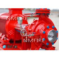 Buy cheap 200usGPM@102PSI MOTOR DRIVER END SUCTION Pump set 60hz 208V Ul Listed with from wholesalers