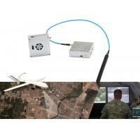 China 30-50km COFDM Wireless Video Transmitter for VTOL/Fixed Wing Drones/UAV on sale
