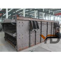 Quality Low Noise Vibratory Sand Screening Machine Shaker Feeder Long Service Life for sale