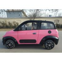 Pink / Blue Electric Golf Carts 220v 4.2kw 2 Seat Electric Car With Front Disc / Rear Drum Manufactures
