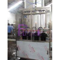 450BPH Automatic Inside and Outside Gallon Bottle Brusher - Barrel Water Filling Plant Manufactures