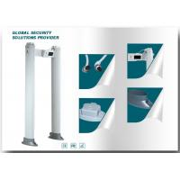 Quality LCD Display 255 Level Body Metal Detectors Gate , Pass Through Metal Detector for sale
