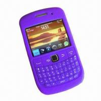 China Gel Silicone Keypad Case Cover for BlackBerry Curve 8520 8530 9300 9330 3G on sale