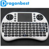 China Rii Mini i8 2.4G Wireless Mini Air Mouse Keyboard For Android Smart TV on sale