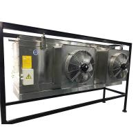 Effectively Defrost Cold Room Air Cooler Commercial  Air Cooling Evaporator Manufactures