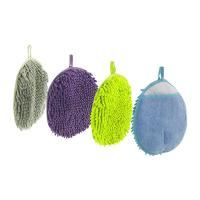 22x22 cm Microfiber Car Wash Sponge Eco Friendly Scrubber Cleaning Pad Manufactures