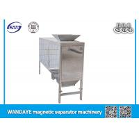 High Intensity Drawer Magnets Separator , Automatic Magnetic Equipment Manufactures