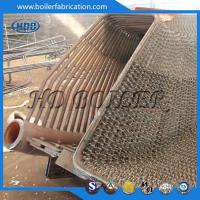 Steel Single High Efficiency Cyclone Dust Collector , Industrial Cyclone Collector Manufactures