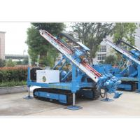 XITAN MDL-150D Crawler Anchor Drilling Rig (Water well drilling machine Piling single/double/triple tube)