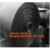 0.8mm pond liner hdpe fish pond geomembrane,Composite Geomembrane for fishing pond,Polyester Needle Punched Nonwoven Geo Manufactures