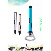 Dewang 3D Print Pen Fancy Design Light In Weight With Four Colors To Choose Birthday Gift For Kids Manufactures