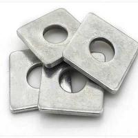M10 M12 M8 Large Square WashersDIN BSW ANIS Standard  For Construction Site Manufactures
