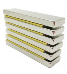 Custom Block Bar Shape N42 Bulk Neodymium Magnets 50*30*10 Manufactures