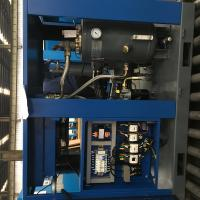 Quality Mini Electric Industrial Screw Air Compressor With Computer Interface Display for sale
