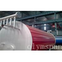 Industrial Coal Fired Thermal Heating Oil Boiler Replacement , Steel Tube Manufactures