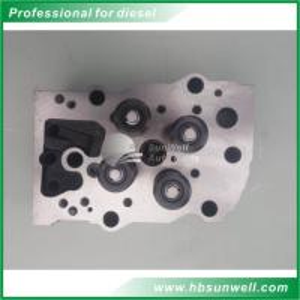Cummins K19 Diesel Engine Cylinder Head Replacement 3811985 High Efficiency Manufactures