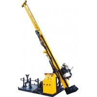 Core Drill Rig For Mining , Mineral exploration Hydraulic Drilling Machine HYDX-4 Manufactures